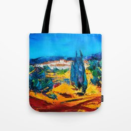 Sunny Day In Provence Tote Bag