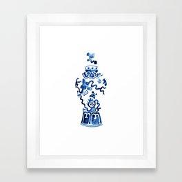 Ginger Jar III Framed Art Print