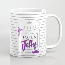 Totes Jelly Jar Coffee Mug