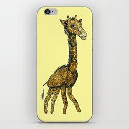 The Hinged Giraffe iPhone Skin