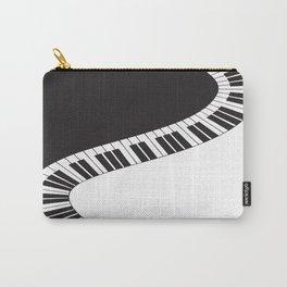 PIANO KEYS Pop Art Carry-All Pouch