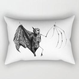 Half The Bat I Used To Be Rectangular Pillow