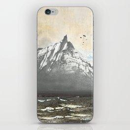 Sea.Mountains.Light. ii. iPhone Skin