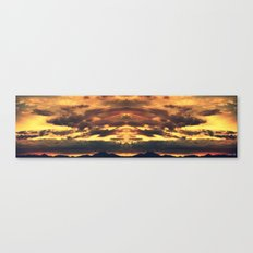 Endless Summit Canvas Print