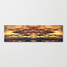 Endless Summit Canvas Print
