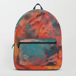 Ashes of Gomorrah Backpack
