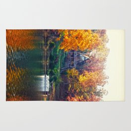 House on the Lake Rug