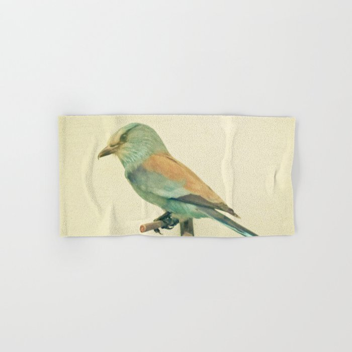 Bird Study #2 Hand & Bath Towel