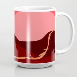 Apocalyptic Sunrise Coffee Mug