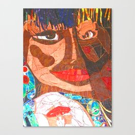 CHIAROSCURO: 3-in-1 Canvas Print