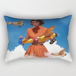 new toy Rectangular Pillow