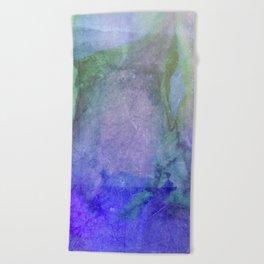 The Art of Solitude Beach Towel