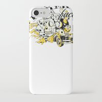 poker iPhone & iPod Cases featuring Poker face by Tshirt-Factory