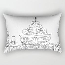 Cameron House Rectangular Pillow