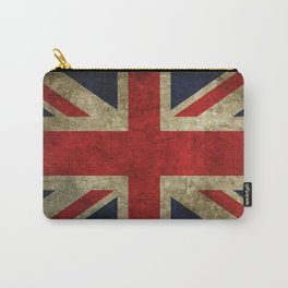 Flag of UK Carry-All Pouch