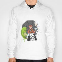 poker Hoodies featuring Poker 2001 by Ukko