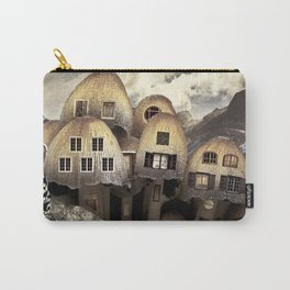 Mushrom Village Carry-All Pouch