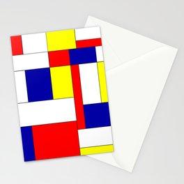 Mondrian #34 Stationery Cards