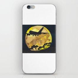 Night Travel iPhone Skin