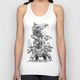 Iron Pentahunter O-005 Unisex Tank Top