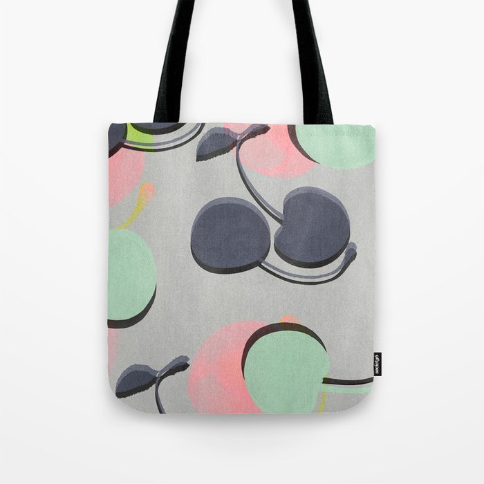 Cherry 2 Tote Bag