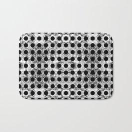 black dot system Bath Mat