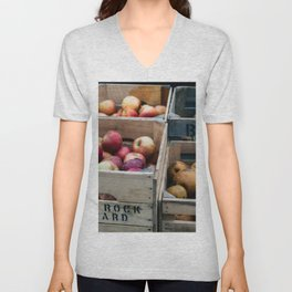 Fruits of Your Labor Unisex V-Neck