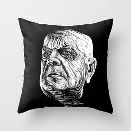 Sibelius Throw Pillow