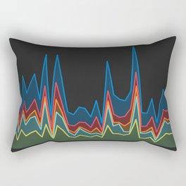 Gabe's More Boring Mug Rectangular Pillow