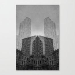 Reversal #1 Canvas Print