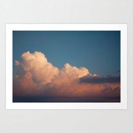 Skies 02 Art Print