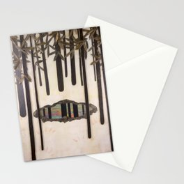 Magic Mirror Stationery Cards