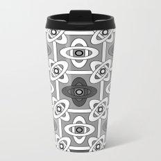 5 Oriental patterns Metal Travel Mug