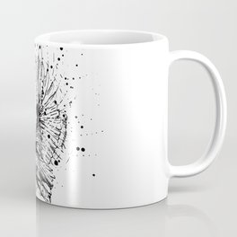 Birds/Egretta Alba Coffee Mug