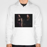 bed Hoodies featuring Bed by Annamaria Kowalsky