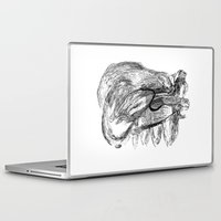 badger Laptop & iPad Skins featuring Badger by MartaDeWinter