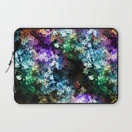Black garden Laptop Sleeve
