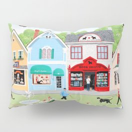 Dog Lovers Lane Pillow Sham