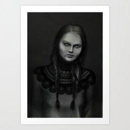 YAGA Art Print
