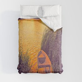 Silance Place Comforters