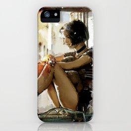 Mathilda - Leon the Professional iPhone Case