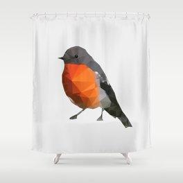 Geo - Robin Shower Curtain