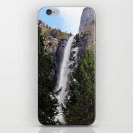 Bridalveil Fall - Winter iPhone Skin