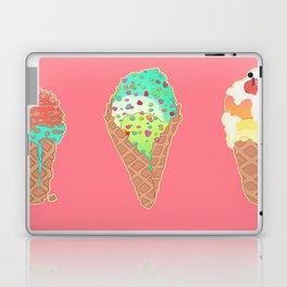 Neon Cones Laptop & iPad Skin