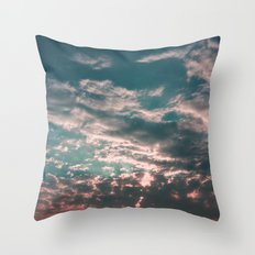 Days to Come Throw Pillow