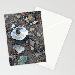 Broken Bits and Pieces Stationery Cards