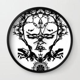 Superheroes SF - SN Wall Clock