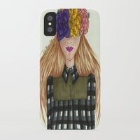 fawn iPhone & iPod Cases featuring Fawn by Ally Marie