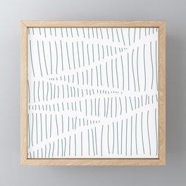 Coit Pattern 85 Framed Mini Art Print