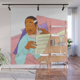 Duke Ellington Wall Mural